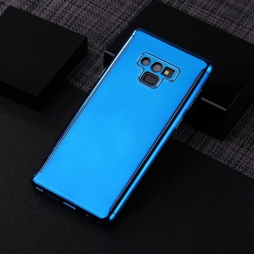 Foto Produk 360 Chrome Full Protection Cover For Samsung Galaxy Note 9 - Biru dari SVL Communication
