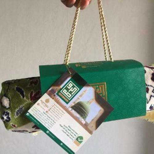 Foto Produk Limited Sajadah al Rawda Original tebal Dan Lembut dari Fasya Cakep