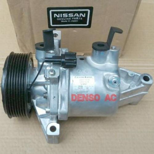 Jual Compresor Kompresor Ac Mobil Nissan New Grand Livina Calsonic Ori Kota Probolinggo Denso Ac Mobil Tokopedia