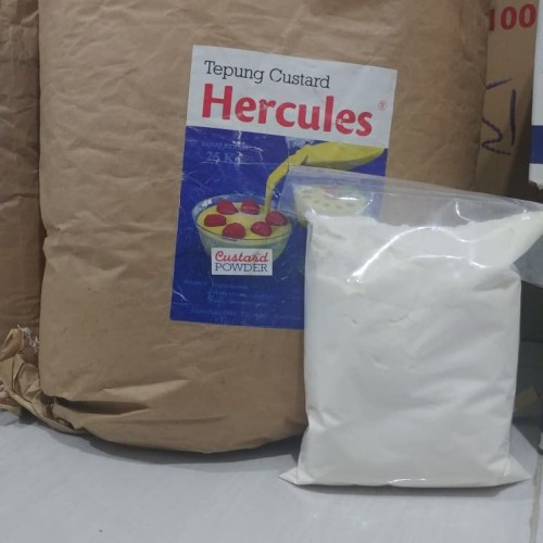 Foto Produk Tepung Custard Hercules/ Custard Powder 500gr dari Blue Shop (BS)