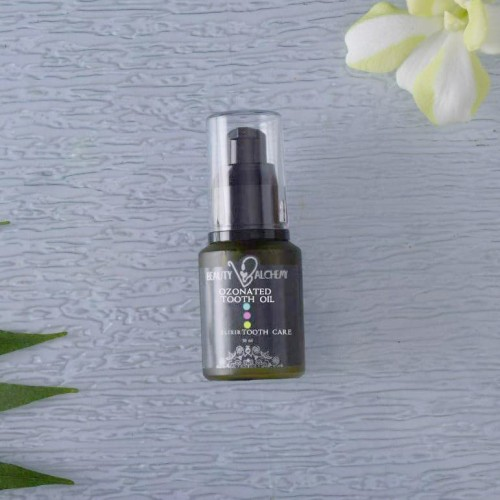 Foto Produk GMS Beauty Alchemy - Ozonated Tooth Oil dari Green Mommy Shop