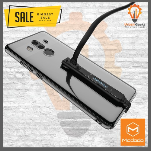 Foto Produk Mcdodo Kabel Charger Gaming Pro USB Type C Android Fast Charge CA490 - Hitam Medium dari Urban Geeks