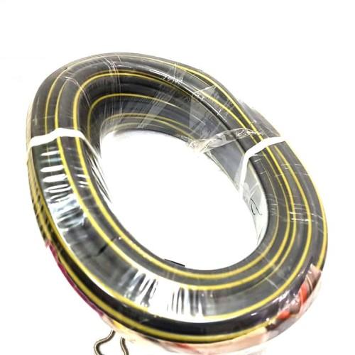 Foto Produk Kabel Setrum 6 mm panjang 20meter - Hitam dari JayaManggala
