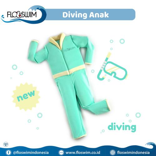 Foto Produk Floswim / Goswim Diving Anak L (5 -7th) dari Enilate