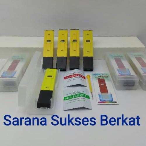 Foto Produk PH Meter Air Pengukur Keasaman Air - PH Digital - PH Tester dari Sarana Sukses Berkat