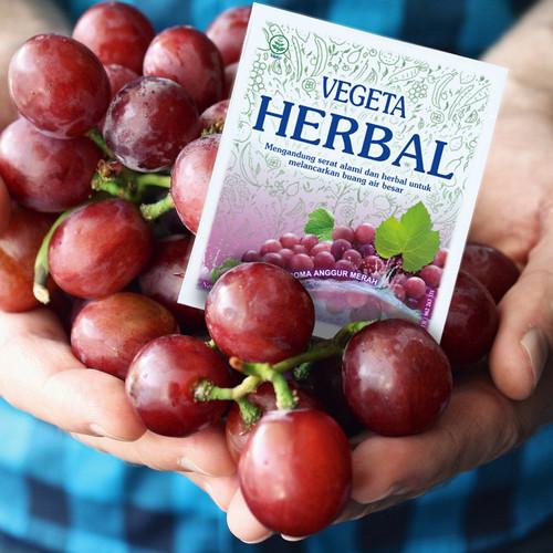 Foto Produk VEGETA HERBAL - Suplemen serat sehari-hari dari 3F Retail