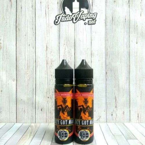 Foto Produk E LIQUID VAPOR VAPE - LUCY GOT MAD 3MG / 60ML dari indovapingnet