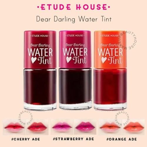 Foto Produk ETUDE HOUSE Dear Darling Water Tint - Strawberry Ade dari Pesona Ayu Indonesia