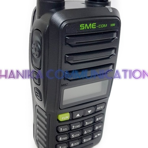 Foto Produk SME COM 338 HT VHF Garansi Resmi Single Band Two Way Radio dari Hanika Radio