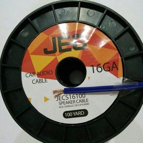 Foto Produk kabel speaker mobil 16 AWG JEC high Quality dari gemini variasi