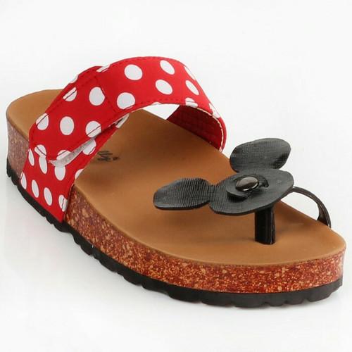 Foto Produk BLK LRA313 Sandal Wedges Anak Perempuan Keren Cantik dari PASGAYANA STALL