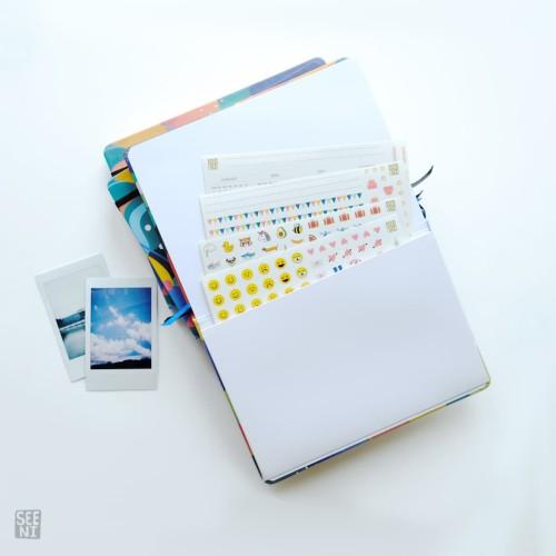 Buku Tulis B5 Bersampul Sunshine Is So Good. Source · SEENI'S PLANNER .