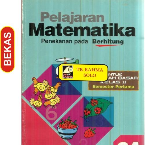 Jual Bl 7 480 Pelajaran Matematika Penekanan Pada Berhitung Untuk Sd Kelas Kota Yogyakarta Toko Buku Rahma Tokopedia