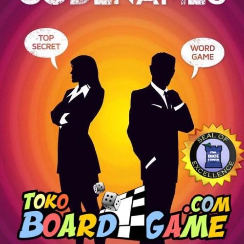 Foto Produk Codenames Indonesia Version ( Original ) Board Game dari Toko Board Game