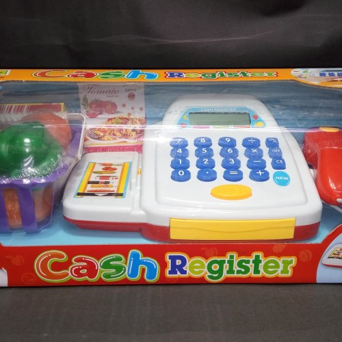 Foto Produk Mainan Kasir-Kasiran Cash Register New Funny dari MAG TOYS