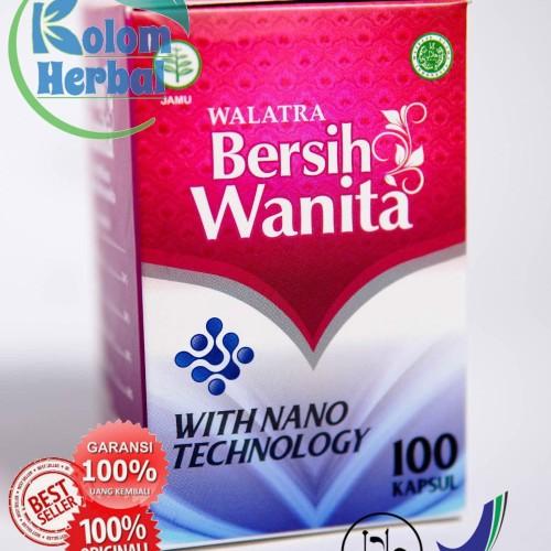 Foto Produk Walatra Bersih Wanita - 100% Berkhasiat dari Kolom Herbal