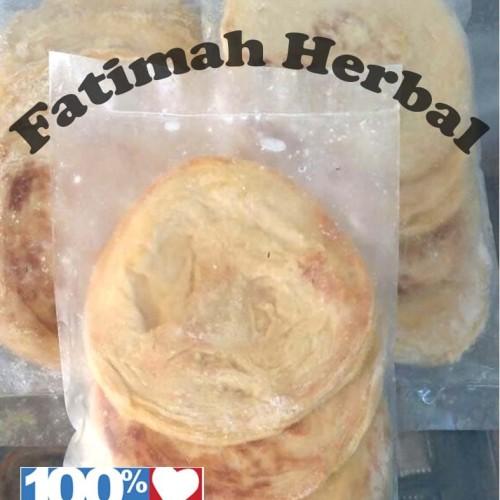 Foto Produk Roti Maryam - Canai - Cane - Original - Diameter 12 cm dari Fatimah Herbal
