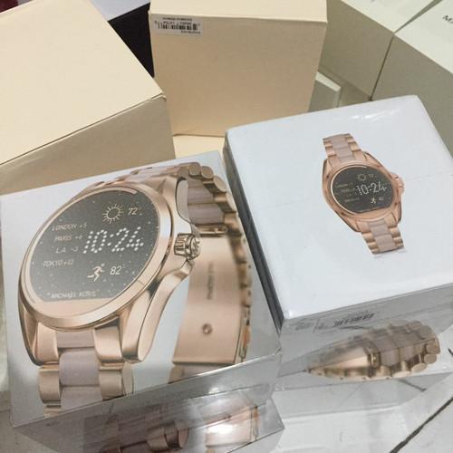 Foto Produk Michael Kors Smart Watch Rosegold. Jam MK Smart Watch Rosegold dari Laristie