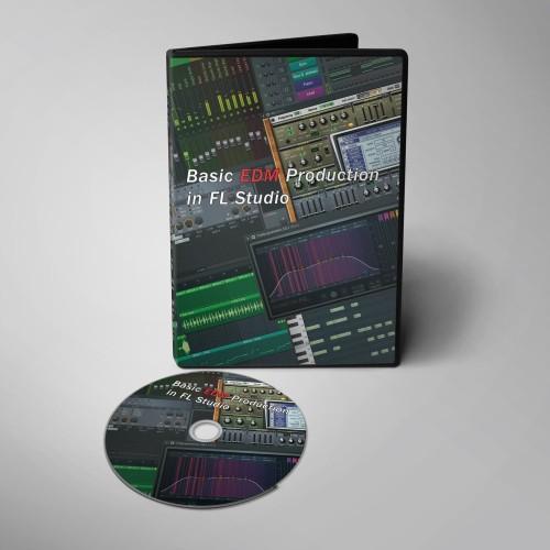 Foto Produk DVD Kursus : Basic EDM Production in FL Studio dari Wiyana Sakti