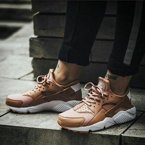 Jual Nike Air Huarache Women Gold Rose - Ciputat Timur - aalishoes   Tokopedia