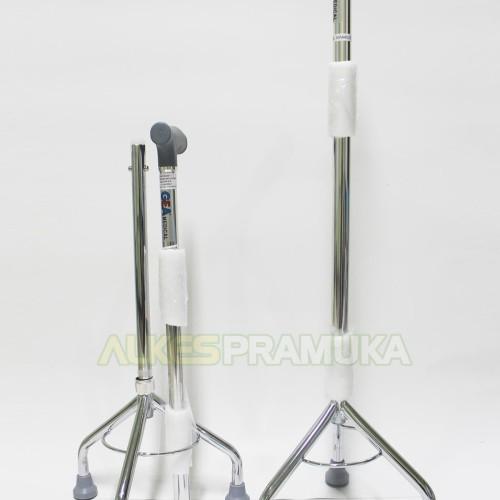 Foto Produk Alat Bantu Jalan Tongkat Kaki 3 / Kruk / Crutch GEA dari alkespramuka