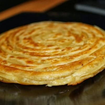 Foto Produk Roti Cane Roti Maryam 1 Pack isi 5 pcs pasti nya diameter nya besar dari Rumah kebab