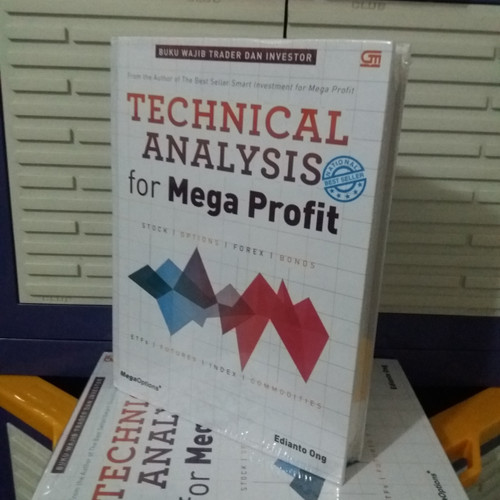 Foto Produk TECHNICAL ANALYSIS FOR MEGA PROFIT -EDIANTO ONG dari Astuti-shop