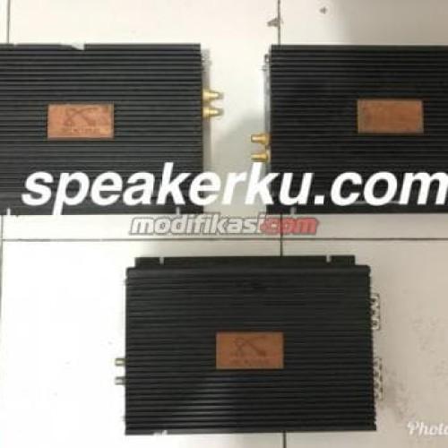 Foto Produk Power Amplifier Art Nouveau 2ch channel 2x100 watt 3pcs dari Speakerku