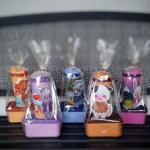 Foto Produk Promo Kotak Makan dan Mini Tumbler Karakter Anak Tulipware dari TULIPWARE collection