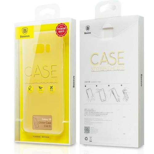 Foto Produk Baseus Case Samsung Galaxy S8 / S8 Plus Wing Case - Putih dari Cute Agassi