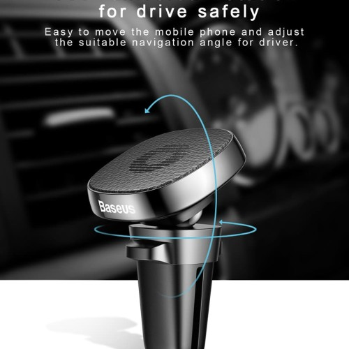 Foto Produk BASEUS Privity Series Pro Air Outlet Magnet Bracket Car Phone Holder dari HimTech
