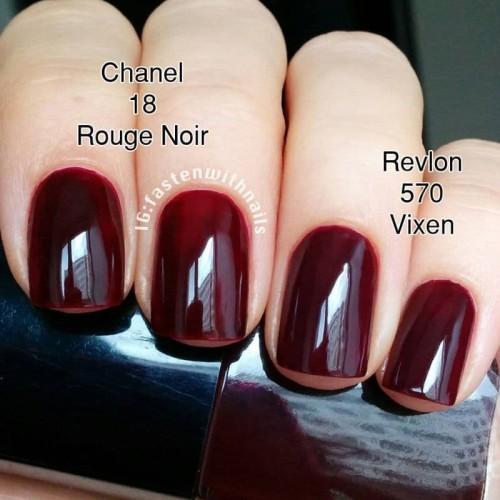Foto Produk Vixen Revlon Nail Polish Revlon Nail Enamel Kutek dari Pluvio Shop