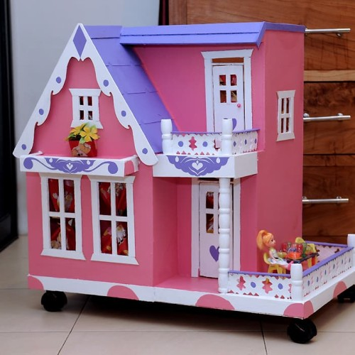 Jual Rumah Rumahan Barbie Ukuran Besar Ciracas Frederickadfdanner Tokopedia