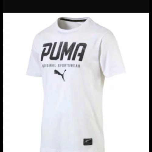 imán petróleo recuerda  Jual Kaos/Baju/T-Shirt Puma Original Sportswear - Jakarta Timur - nurul  apparel   Tokopedia