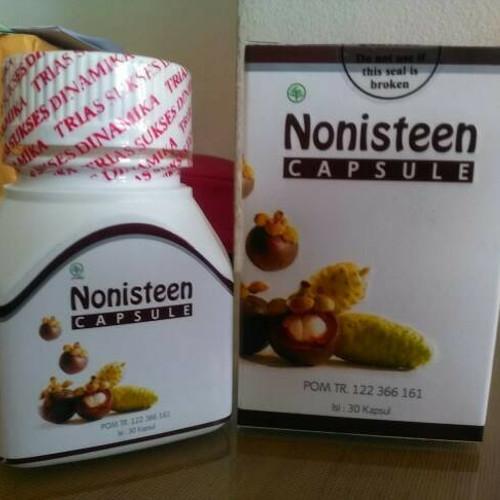 Foto Produk NONISTEEN KAPSUL / MENGKUDU KAPSUL / NONI KAPSUL dari HS Herbal Supplemen