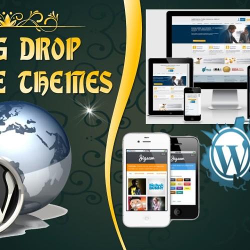 Foto Produk Drag Drop Wordpress Themes Builder Premium Murah|Plugin Page Builder dari IM-No1