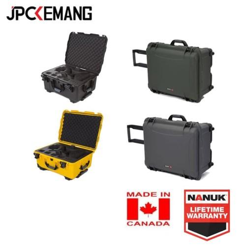 Foto Produk Nanuk 950 Waterproof Hard Case with Wheels for DJI Phantom 4/4+ Pro/4 dari JPCKemang