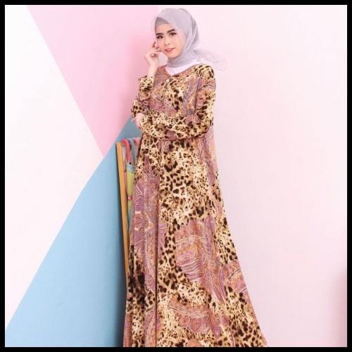 Jual Eksklusif Baju Gamis Wanita Gamis Jersey Gamis Jumbo 4l 5l 9721 Cengkareng Toko Kosmetik Wanita Tokopedia