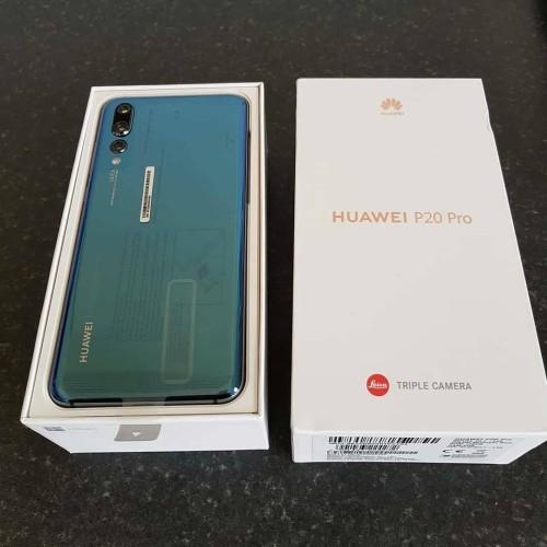 Foto Produk Huawei P20 Pro -128GB - RAM 6GB 40Mp P20Pro Twilight Garansi Original dari Multistall