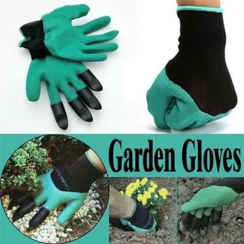 Foto Produk Sarung Tangan Berkebun / Garden Gloves / Sarung Tangan Dengan Cakar dari Yulia Putri Grosir Murah