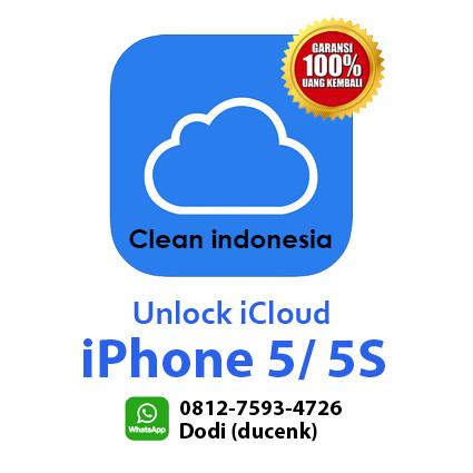 Jual Unlock Icloud Iphone 5 5s Clean Indonesia Kab Indragiri Hulu Icloud Iphone Riau Tokopedia