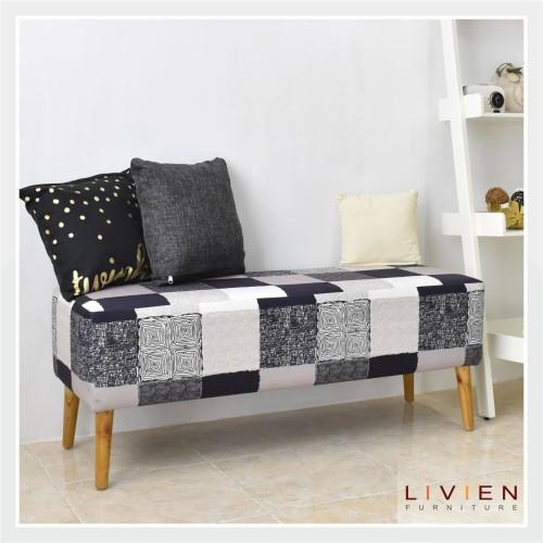 Foto Produk Arrvin Sofa Bench - Bench - Sofa - Kursi dari Livien