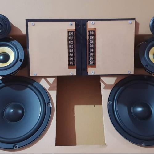 Foto Produk SPEAKER SPLIT 3 WAY CUBIG RHYTM XSOUND dari DUTA AUDIO