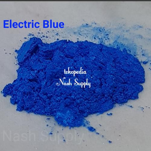 Foto Produk Mica Electric Blue (U-makeitup) dari Nash Supply