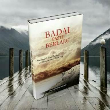 Foto Produk Buku Badai Pasti Berlalu by Chandra Putra Negara (Asli) dari Cathysan_Olshop