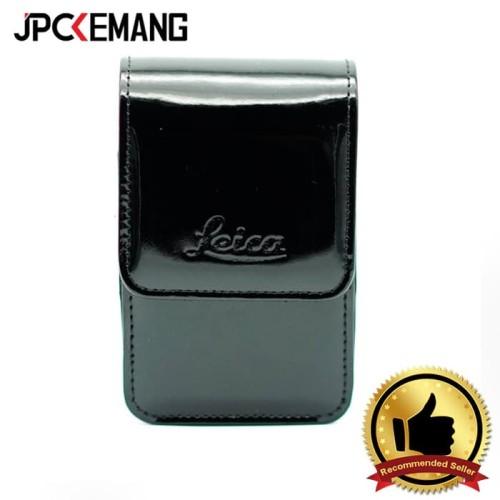 Foto Produk Leica Leather Case For Leica C-LUX Series (Black Shiny - 18688) dari JPCKemang