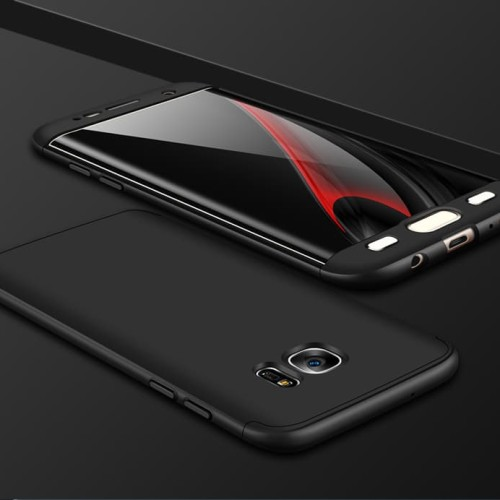 Foto Produk 360 protection slim matte case Samsung galaxy S7 Edge dari importking