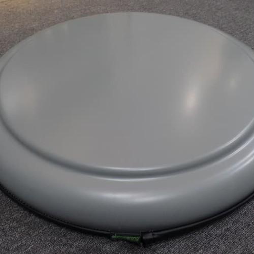 Foto Produk Custom Boomerang Tire Cover Hard Unpainted Max Ban 33 dari PIONIR JEEP