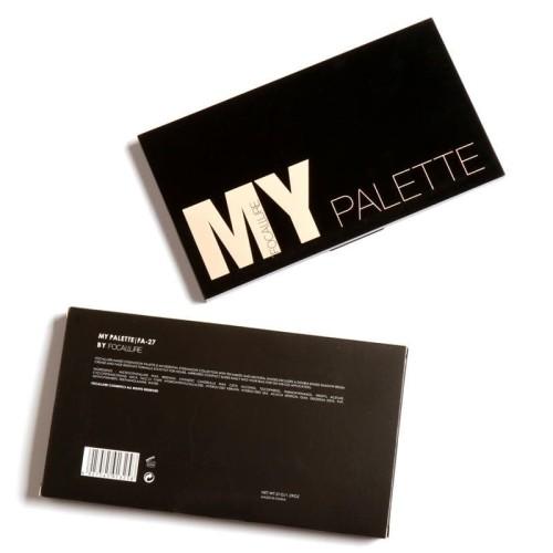 FA27 FOCALLURE My Pallete Case 5