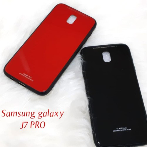 Foto Produk Samsung galaxy J7 Pro tempered glass phone case dari importking